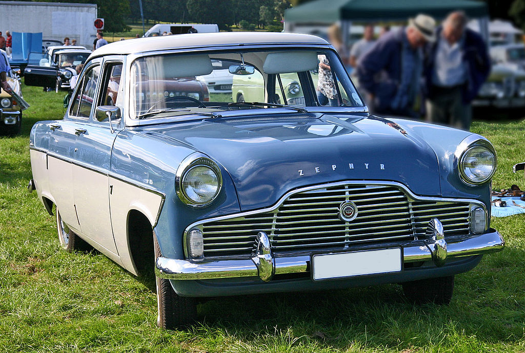 File ford zephyr 206e wikimedia commons for Consul wikipedia