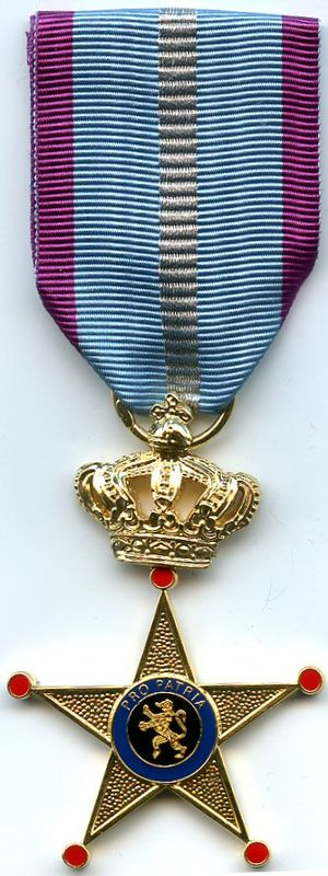 Cross of Honour for Military Service Abroad - Image: Foreign Service Honor Cross 2nd class