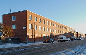 National Aeronautical Research Institute - Image: Former FFA building December 2010
