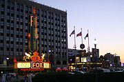 FoxD Sunset Marguee Hockeytown Cafe.jpg