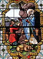 Fr Chapelle Notre-Dame-de-Lhor Saint Anthony the Great stained glass - center.jpg