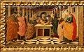 Fra diamante e filippo lippi, presentazione di gesù al tempio, adorazione dei magi e strage degli innocenti, 1472-72, da s. margherita a po, 02.jpg
