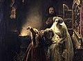 François-Auguste Biard - Le roi fou ou la folie de Charles VI.jpg