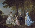 Francis Hayman (1708-1776) - Samuel Richardson, the Novelist (1684-1761), Seated, Surrounded by his Second Family 1740-41 - T12221 - Tate.jpg