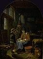 Frans van Mieris I - Sending the Boy for Beer - KMSsp564 - Statens Museum for Kunst.jpg