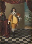 Fredrik III, 1609-1670, kung av Danmark och Norge (Andreas Magerstadt) - Nationalmuseum - 17920.tif