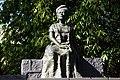 Frida Kahlo Statue in Frida Kahlo Park.jpg