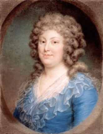 Frederica Louisa of Hesse-Darmstadt - Image: Friederike Luise von Hessen Darmstadt