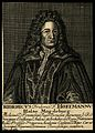 Friedrich Hoffmann II. Line engraving. Wellcome V0002818.jpg