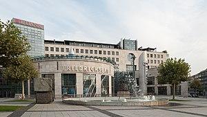 Friedrichsbau (Stuttgart) - Friedrichsbau Varieté in 2013