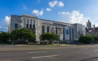 Frist Art Museum - Nashville's Art Deco-style Frist Art Museum