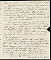 From Caroline Weston to Deborah Weston; 1840? p3.jpg