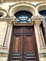 Front Door and Moorish Revival Detail Eldridge Street Synagogue.jpg