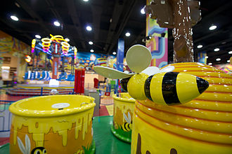Dalma Mall - Fun City, level 2, Dalma Mall