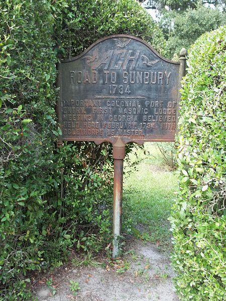 File:GA Midway Sunbury Road marker01.jpg