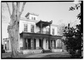 GENERAL VIEW, FROM NORTHWEST - Colonel McNeal House, Union and Bills Streets, Bolivar, Hardeman County, TN HABS TENN,35-BOL,1-7.tif