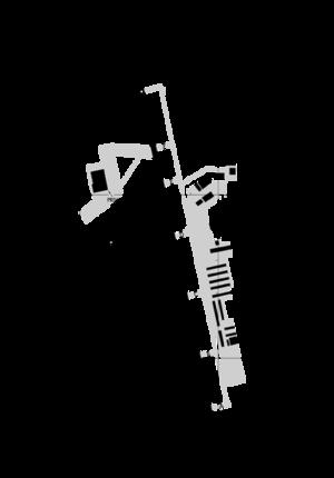 Arlington Municipal Airport (Texas) - Image: GKY Airport Diagram