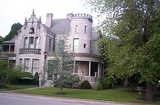 Guthrie, Kentucky - Guthrie Castle