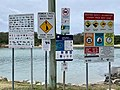 Gallery of signs in Kingscliff, New South Wales.jpg