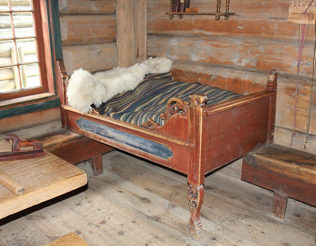 gammel seng File:Gammel seng på Maihaugen.   Wikimedia Commons gammel seng