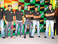 Ganguly with knightriders.jpg