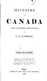 histoire du canada 8 pdf