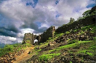 Gawilghur - Image: Gawilgarh Fort C.SHELARE
