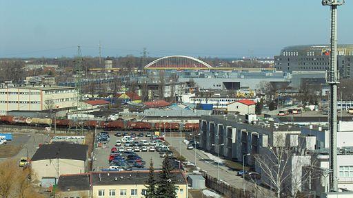 Gdańsk Młyniska i Letnica
