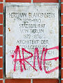 Gedenktafel Prenzlauer Allee 75 (Prenz) Hermann Blankenstein.jpg
