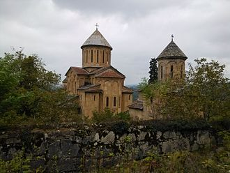 Kingdom of Georgia - Gelati Monastery, a UNESCO World Heritage Site