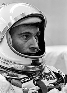 Gemini 3 John Young in spacesuit.jpg