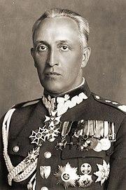 Gen. Gustaw Orlicz-Dreszer, patron 16 Pułku Ułanów Wielkopolskich