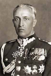 Gustaw Orlicz-Dreszer Polish military leader