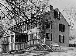 General Benjamin Lincoln House, Hingham (Plymouth County, Massachusetts).jpg