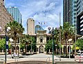General Post Office seen from Post Office Square, Brisbane, February 2020.jpg