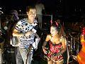 Geo D`Anjos entrevistando Carla Isabela no Rasgadinho.jpg