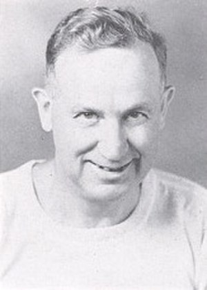 George Clark (American football coach) - Clark from 1946 Cornhusker