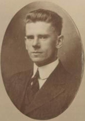 George E. Allen Sr. - Allen as a state senator during the 1916 General Assembly