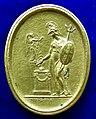 George IV, 1820 - 1830 Waterloo Medal 1815 by William Brown.jpg