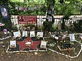 George Michael memorial garden, Highgate, July 2017 (4).jpg