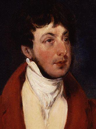 Quorn Hunt - George Osbaldeston, Master 1817–1821 and 1823–1827