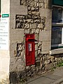 George V postbox, Uplands - geograph.org.uk - 591784.jpg