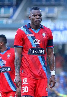 Geovanny Caicedo Ecuadorian footballer