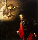 Gerrit van Honthorst - Christ in the Garden of Gethsemane (The Agony in the Garden).jpg