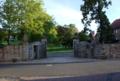 Gersfeld Gersfeld Schloss Park Gate f.png