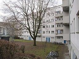 Gesamtanlage 129, 3, Saalburgallee-Wittelsbacherallee, Bornheim, Frankfurt am Main
