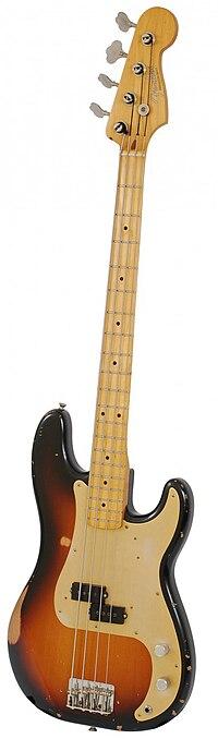 Gitara basowa Road Worn 50's P-Bass firmy Fender.jpg