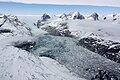 Glacier in eastern Greenland.jpg