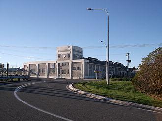 Bunnythorpe - The historic Glaxo factory