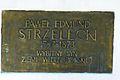 Gluszyna Poznan, Pawel Edmund Strzelecki monument (2).JPG
